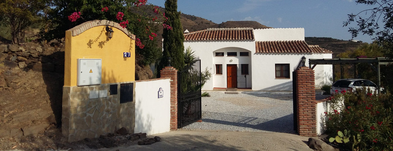 Vakantiehuis Axarquia, Andalusië